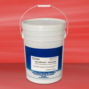 ColorFlex Texturado Tineta 25 kg