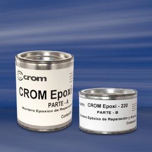 Crom Epoxi 220 Juego 1 Kg