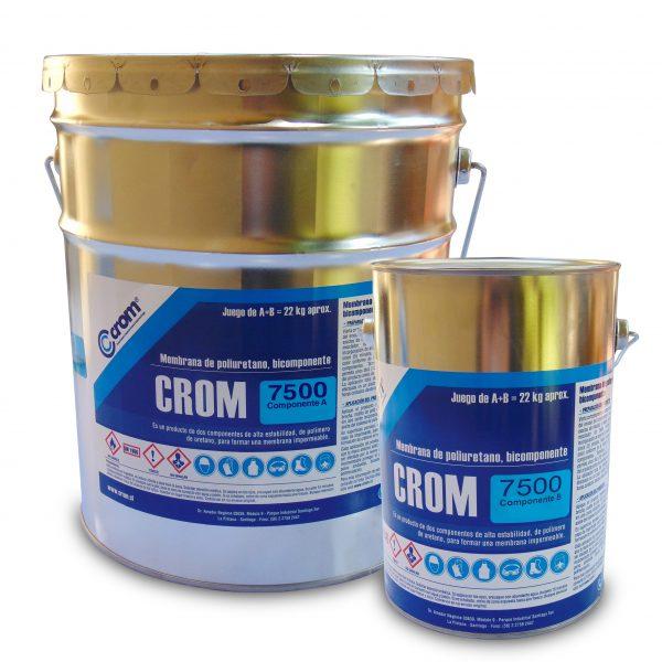Crom 7500 22kg sin formato kilo